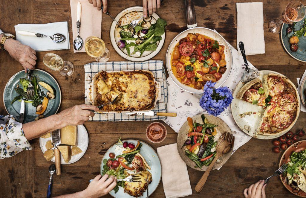 Italiaans HuiskamerRestaurant